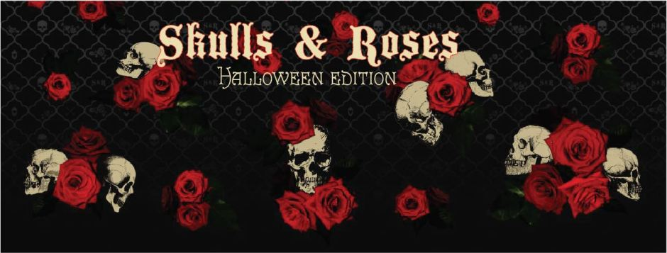 Skulls & Roses (halloween edition)