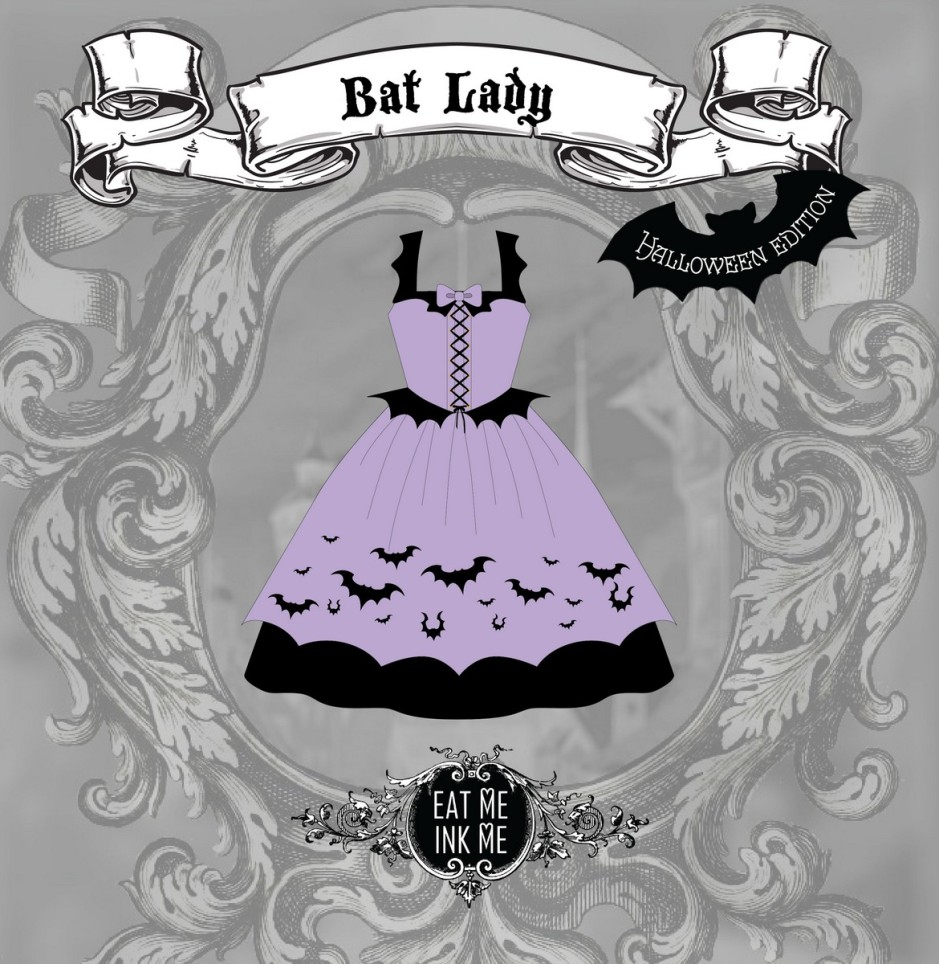 Bat Lady-lav